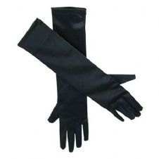 Long Gloves (Black)